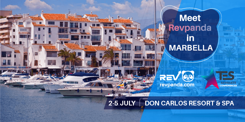 Meet the Revpanda Team at TES Affiliate Conference 2021