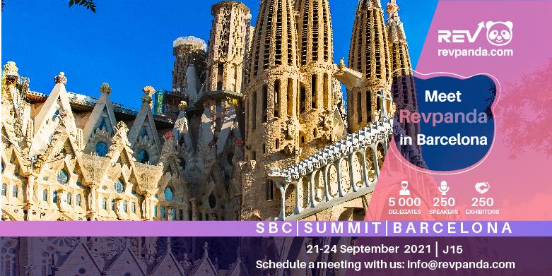 Meet the Good Folks at Revpanda at 2021 SBC Summit Barcelona